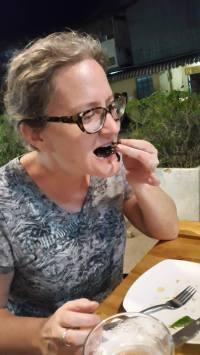 I ate bugs