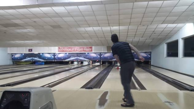 Yep. Bowling.